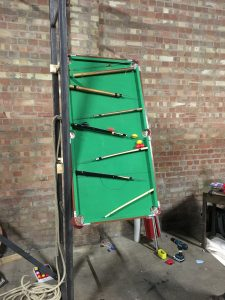 Snooker Board Mount
