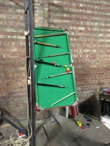 Snooker Board Mount